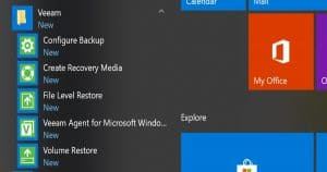 Windows 10 Recovery Media