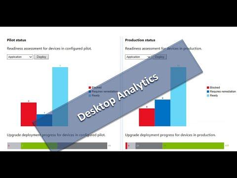 Desktop Analytics Vs Windows Analytics