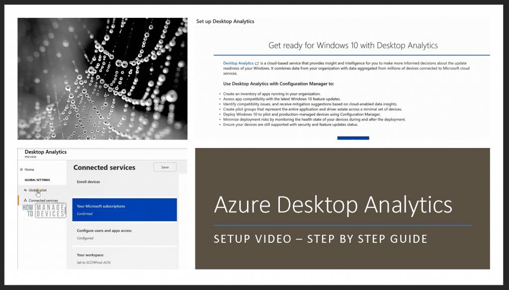 Azure Desktop Analytics