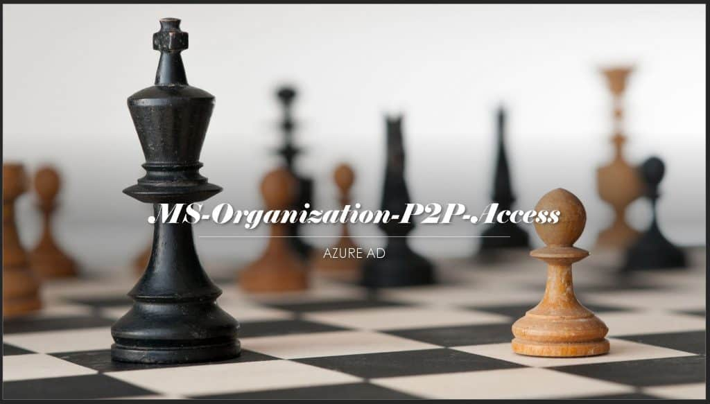 MS-Organization-P2P-Access