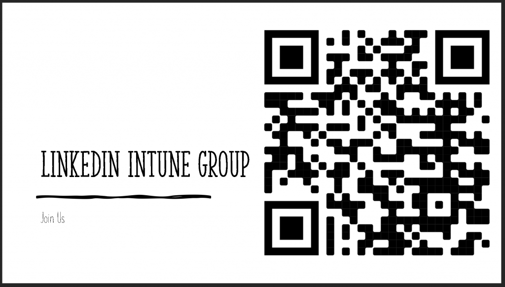 LinkedIn Intune Group