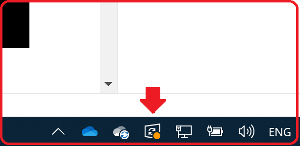 Taskbar Notification - Intune Patching End User Experience