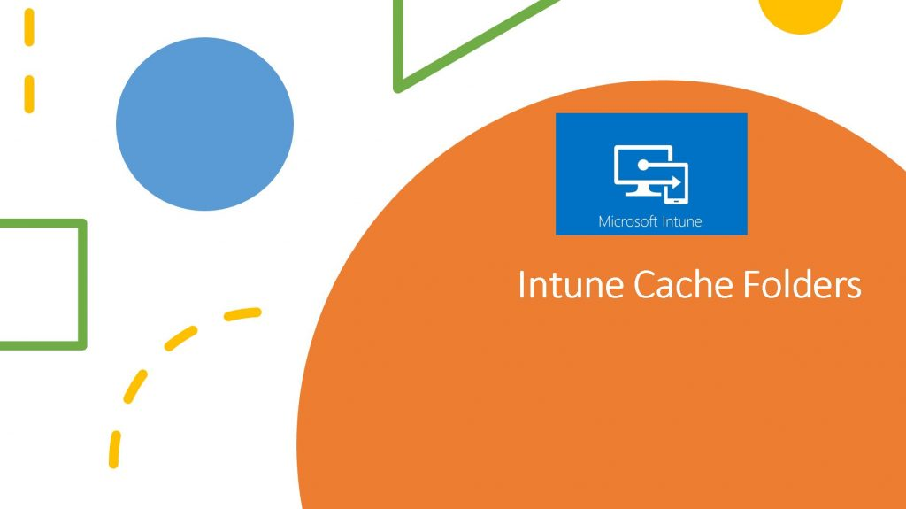 Intune cache folder for Windows 10 MDM agent LOB applications