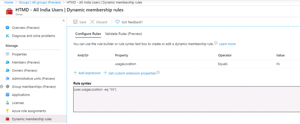 Intune Admins Basic Azure AD Dynamic Device Group Rules   Queries 3