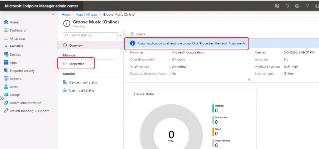 Remove Built-in Apps from Windows 10 Using Intune