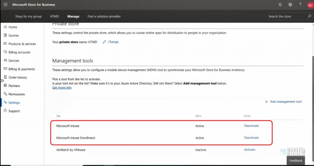 Microsoft Intune & Microsoft Intune Enrollment WSfB sync with Intune