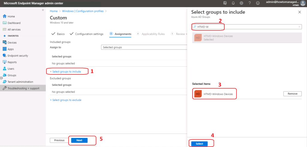 Manage Firefox ADMX Policies using Intune | ADMX Injection Process on Windows 10