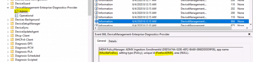 Manage to Inject Firefox ADMX Policies using Intune | ADMX Injection Process on Windows 10
