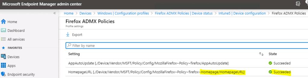 Fix Unknown Win32 Error code 0x82b00001 with ADMX Policies