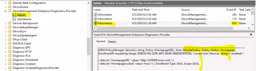 How to Fix Unknown Win32 Error code 0x82b00001 with ADMX Policies   Intune 1