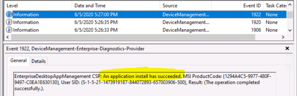 Microsoft Office 365 ProPlus Deployment Using Intune Troubleshooting Tips 1