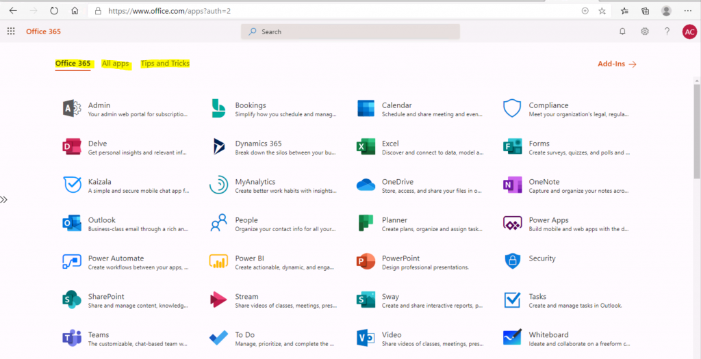 Intune Different End-User Application Portals for Modern Management 1