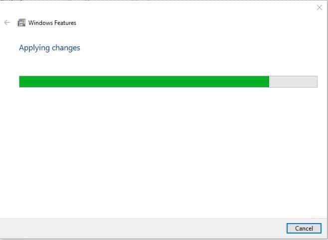 Install .NET Framework 3.5 in Windows 10 | Quick Easy Way 1