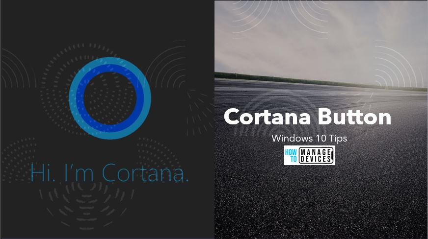Cortana Button