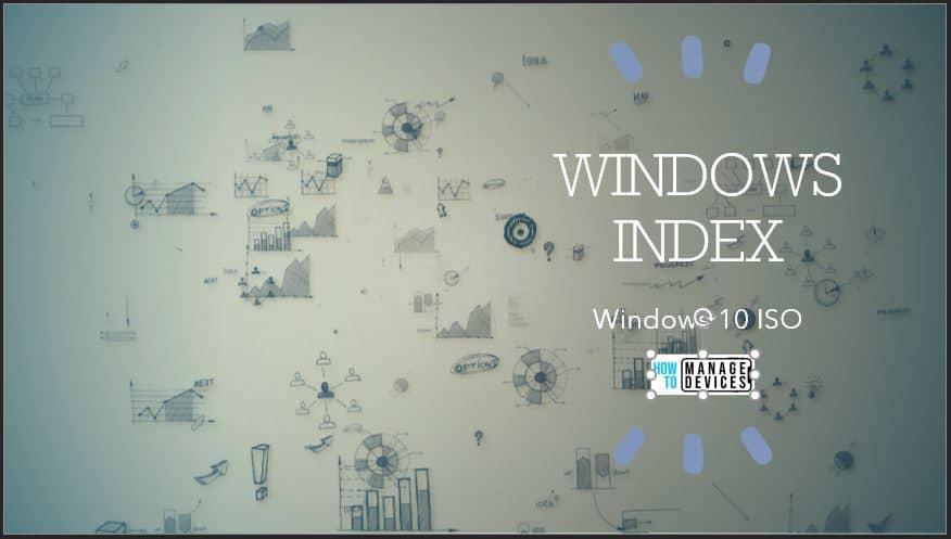 Windows Index