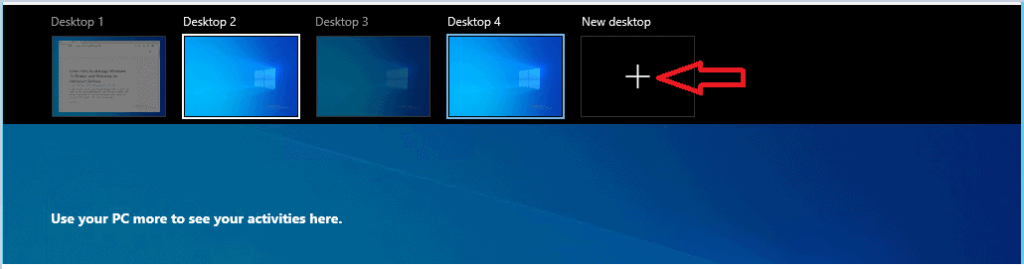 How to Manage Virtual Desktops in Windows 10 1