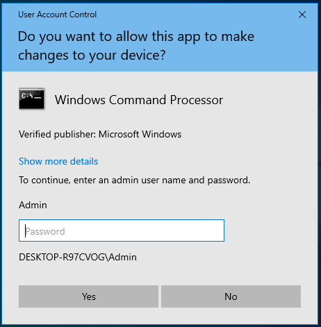 How to Change User Access Control (UAC) Settings in Windows 10 1