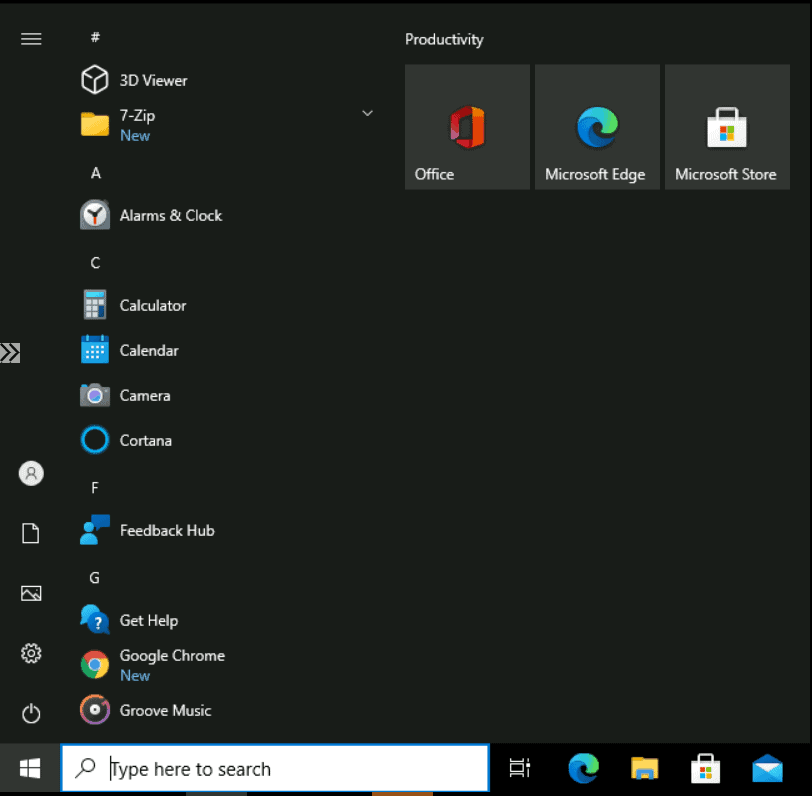 How to Remove Recently Added Apps from Start Menu in Windows 10 6