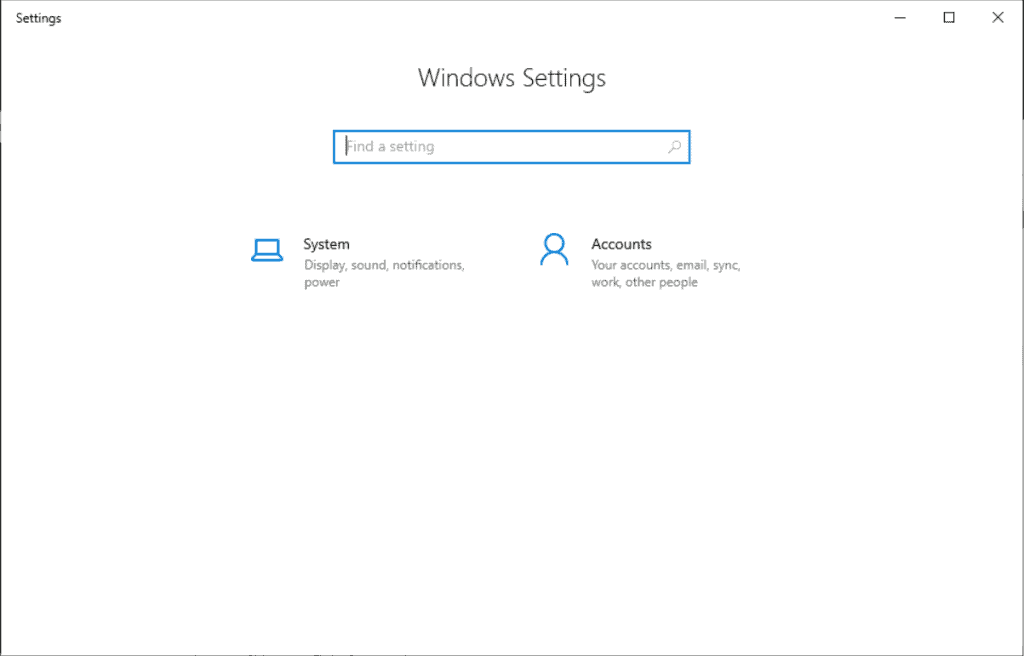 How to Hide or Show Pages from Windows 10 Settings App Using Group Policy 4