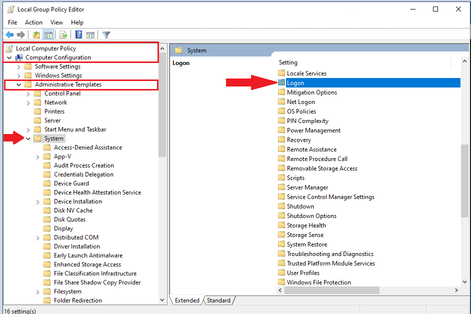 How to Disable User Sign-in Animation in Windows 10 | First
