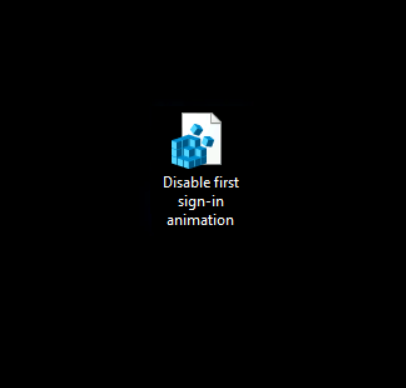 How to Disable User Sign-in Animation in Windows 10   First 5