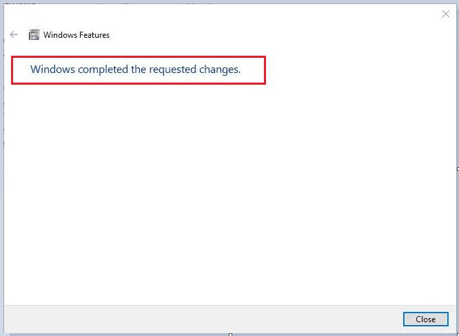 Install .NET Framework 3.5 in Windows 10 | Quick Easy Way 2