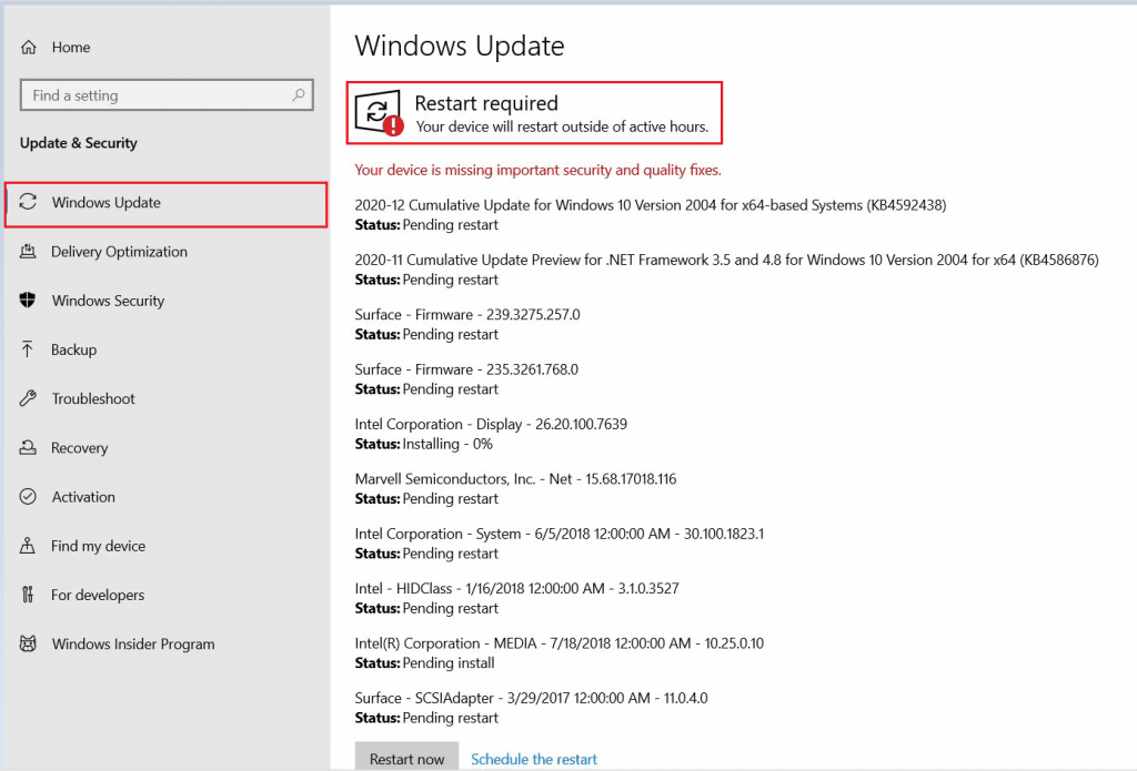 Learn How to Manage Windows 10 Drivers and Firmware for Microsoft Surface 5