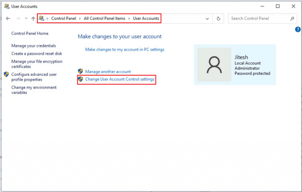 How to Change User Access Control (UAC) Settings in Windows 10 3