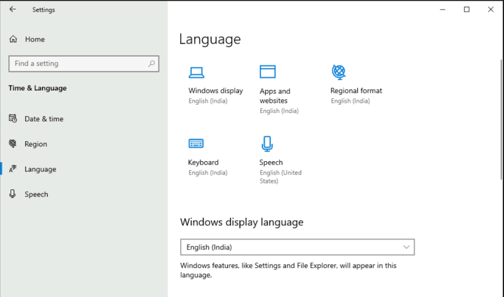 How to Add Language Packs to Windows 10 Devices