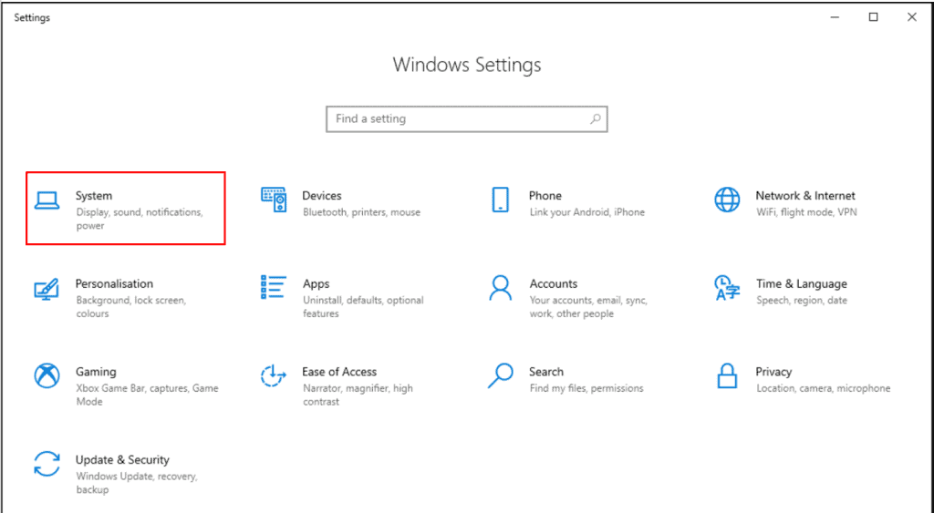How to Turn On or Off Focus assist in Windows 10