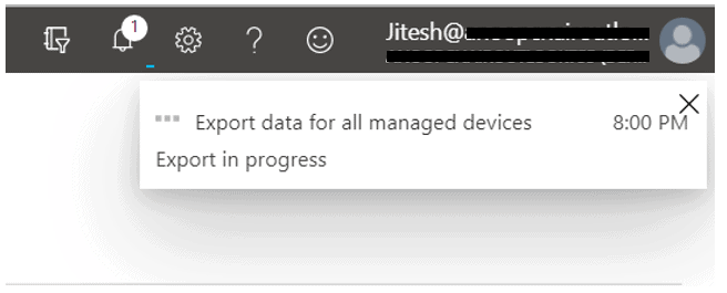 How to Export All Devices Data from Intune Portal | Endpoint Manager 1