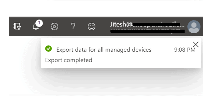 How to Export All Devices Data from Intune Portal | Endpoint Manager 2