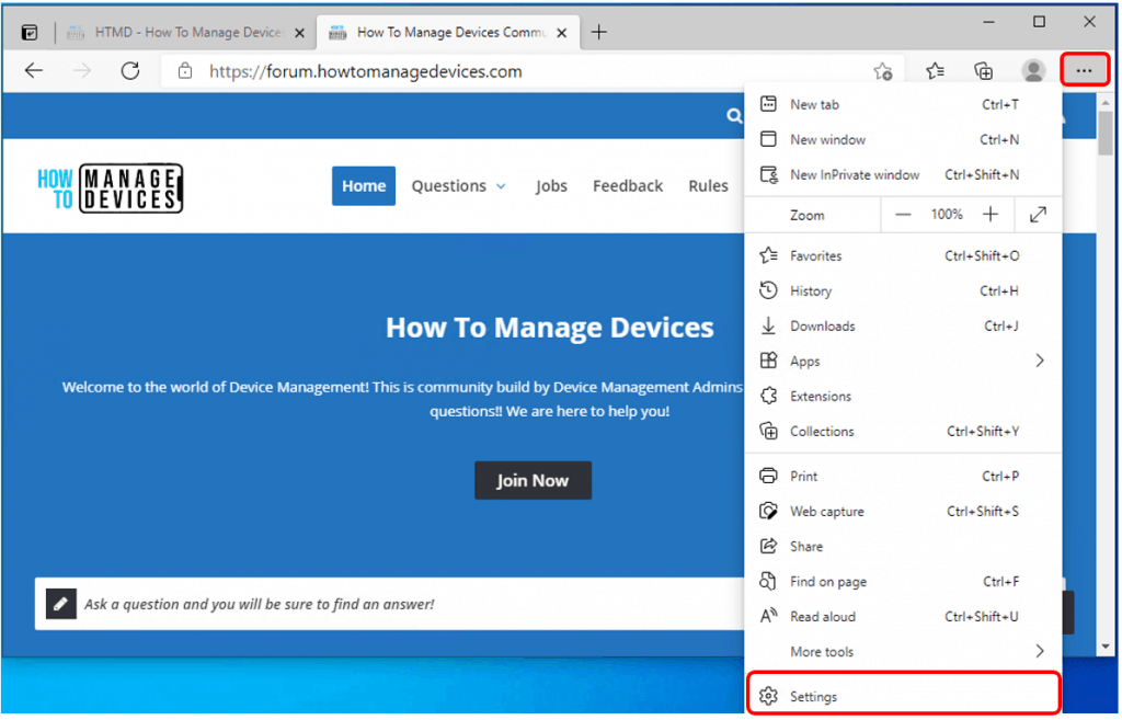 How to Enable or Disable Startup Boost in Microsoft Edge Chromium