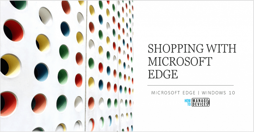 Enable or Disable Shopping in Microsoft Edge Chromium