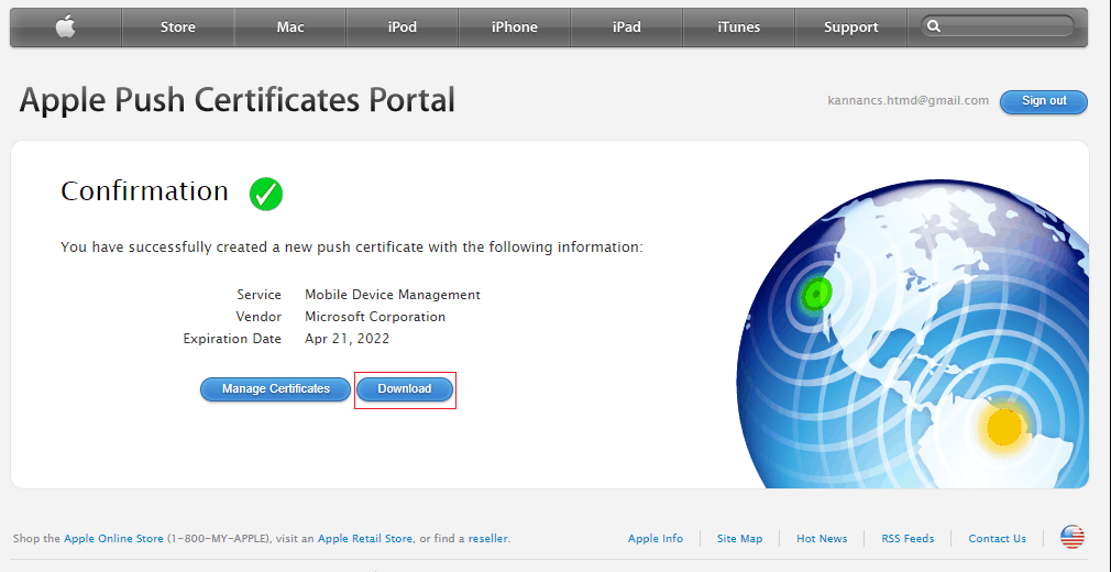 How to Configure Intune Enrollment Setup for iOS macOS Devices 4