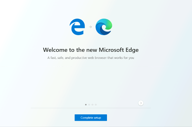 How to Disable First Run Experience in Microsoft Edge Chromium