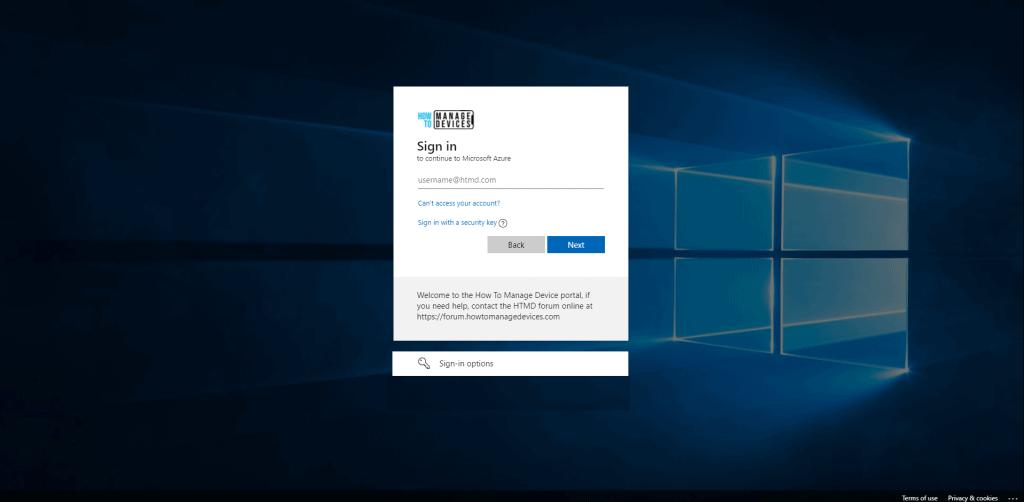 How to Setup Azure AD Company Branding 1