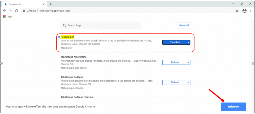 How to Enable or Disable Reading List in Google Chrome | Windows 10
