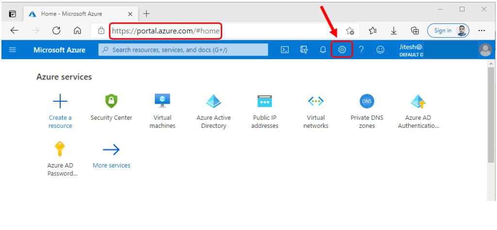 Azure Portal Settings and Preferences Walkthrough | Microsoft Azure