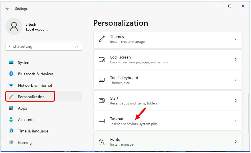 Microsoft Teams Chat - Windows 11