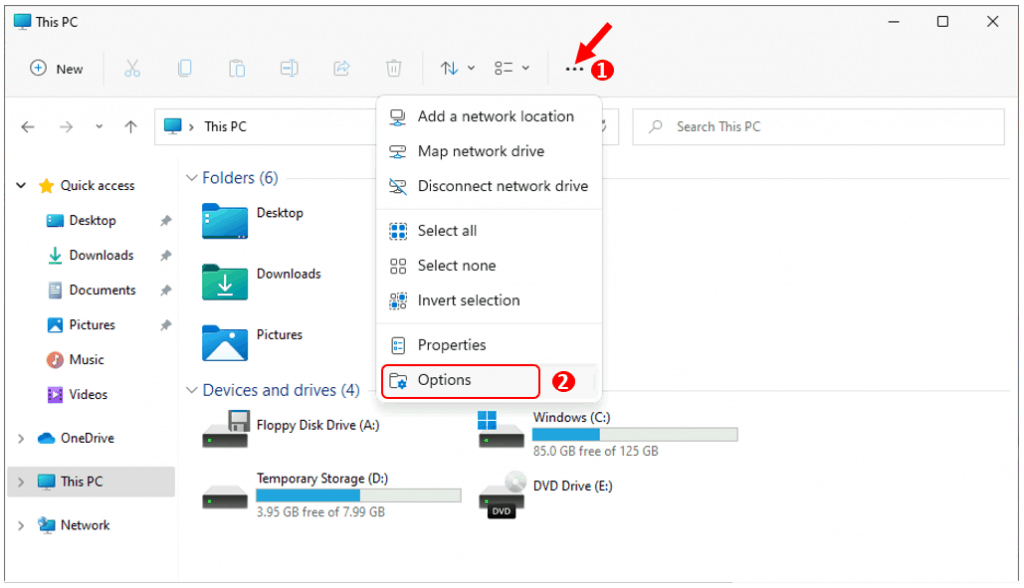 Easy Steps to View Windows 11 Hidden Files