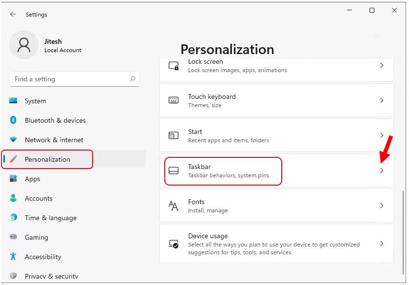 Display Taskbar on Multiple Monitors in Windows 11