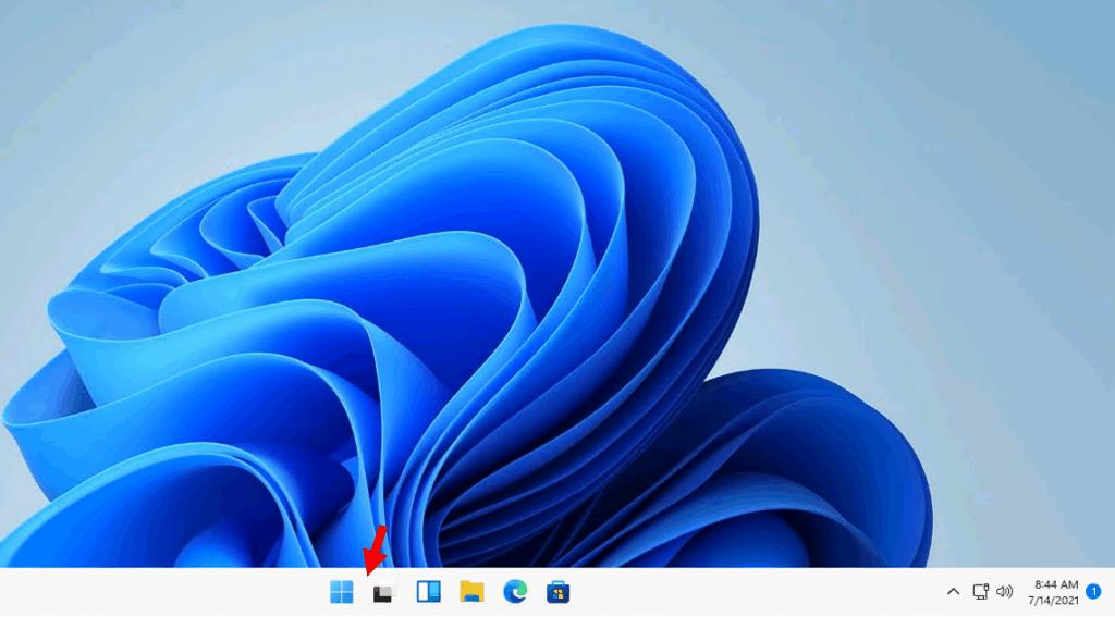 .Windows 11 - Taskbar