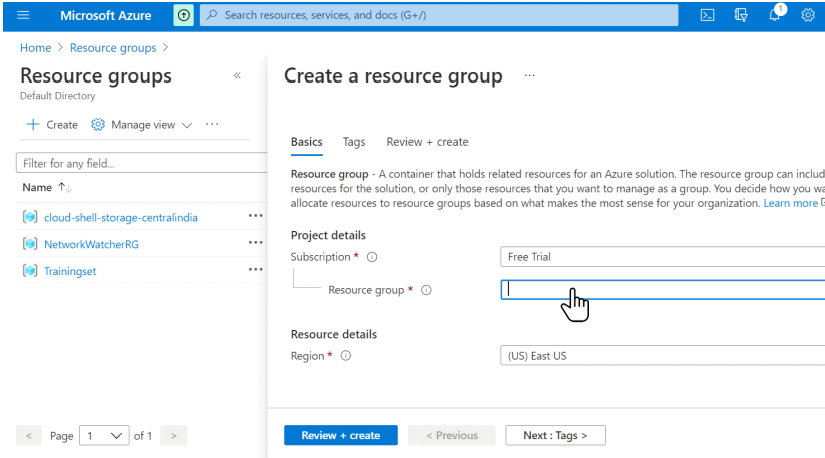 What is Azure Resource Group? Creation and Deletion