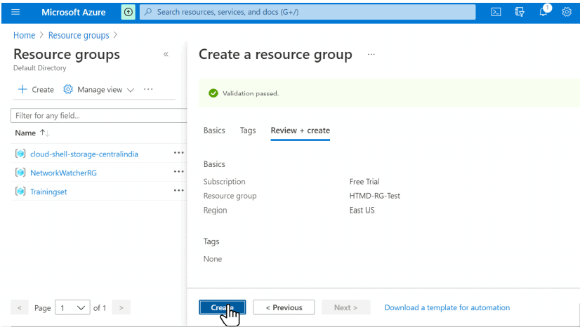 What is Azure Resource Group? Creation and Deletion Process Step by Step Guide 2