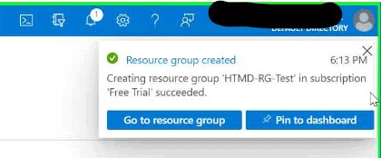 What is Azure Resource Group? Creation and Deletion Process Step by Step Guide 3
