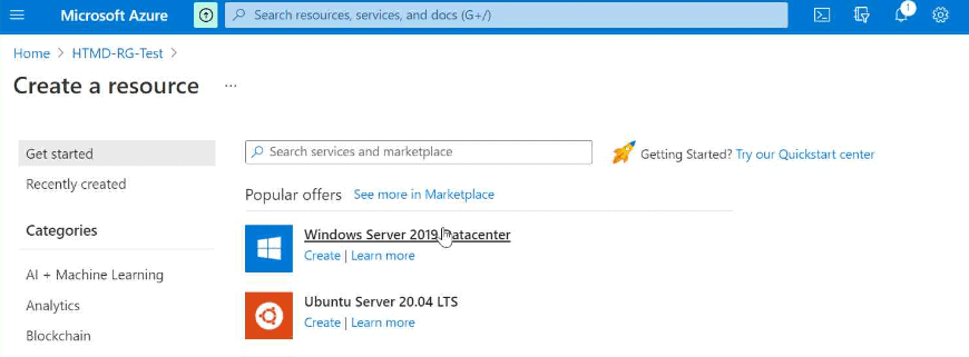 What is Azure Resource Group? Creation and Deletion Process Step by Step Guide 6