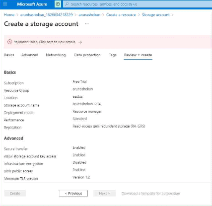 Azure Resource Locking Options available | Step by Step guide to create delete understand their behavior 16