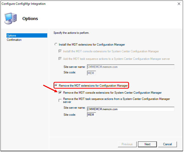 FIX : SCCM Task Sequence Failed to load class properties 0x80041002